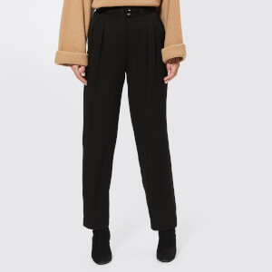 A.P.C. Women's Joan Trousers - Black