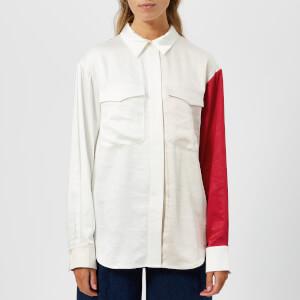 Rejina Pyo Women's Sophie Shirt - Satin Mix