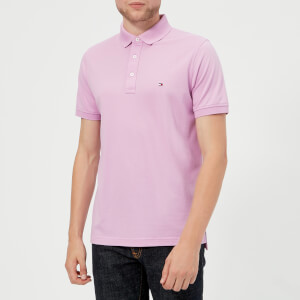 Tommy Hilfiger Men's Slim Fit Polo Shirt - Orchid