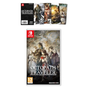 Octopath Traveler + Collectable Cards