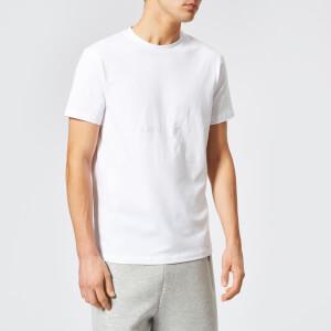 Armani Exchange Men's Ax Mix Logo T-Shirt - White