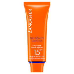 Lancaster Sun Beauty Silky Touch Face Cream SPF15 50ml
