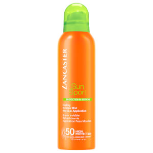 Spray de Corpo Invisível Refrescante com FPS 50 Sun Sport da Lancaster 200 ml