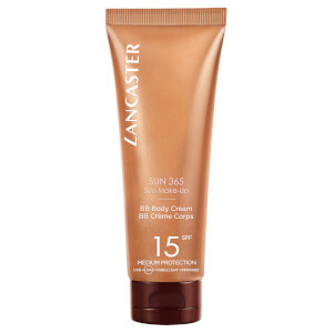 Lancaster 365 Sun BB Body Cream SPF 15 Instant Natural Glow 125 ml