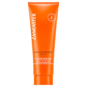 Крем-активатор загара для лица и тела Lancaster Tan Maximiser Soothing Moisturiser Repairing After Sun Face and Body 250 мл