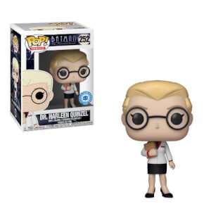 Esclusiva PIAB Batman: The Animated Series - Dr.ssa Harleen Quinzel Figura Pop! Vinyl