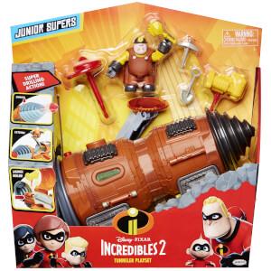 Jakks Pacific Disney Incredibles 2 Underminer Vehicle