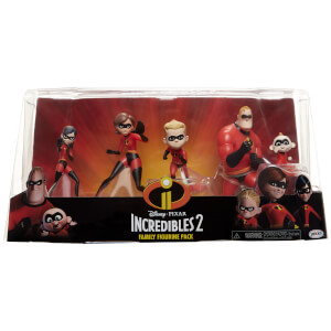 Jakks Pacific Disney Incredibles 2 Figure Set