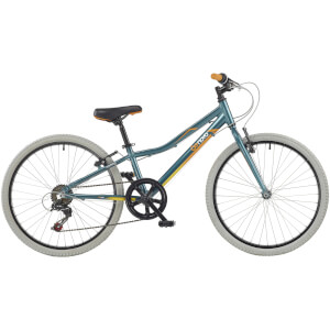 "Denovo Girls Alloy Bike - 24"" Wheel"