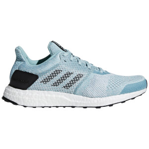 adidas Women's Ultraboost ST Running Shoes - Blue