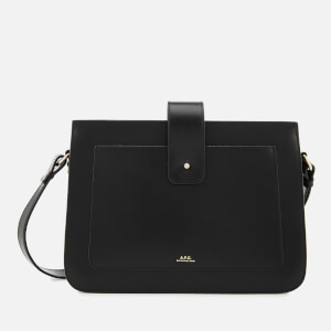 A.P.C. Women's Albane Shoulder Bag - Black