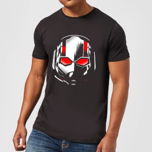 Ant-Man And The Wasp Scott Mask Herren T-Shirt - Schwarz