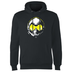 Ant-Man And The Wasp Hope Mask Hoodie - Black