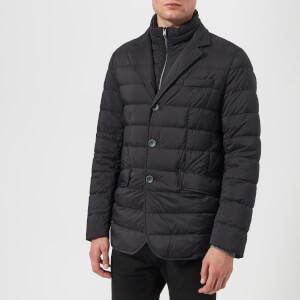 Herno Men's La Giacca Jacket - Navy