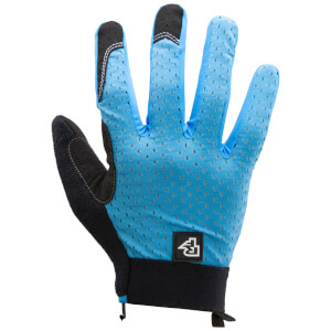 Race Face Stage Winter Gloves - Blue