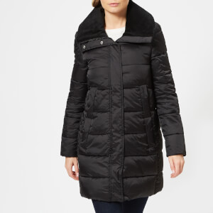 Barbour Heritage Women's Darcy Quilt Jacket - Black