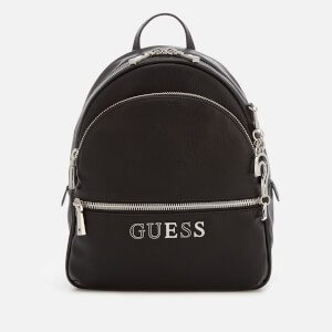 Guess Women's Manhattan Large Backpack - Black