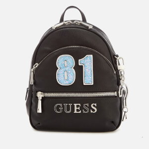 Guess Women's Manhattan Small Backpack - Black
