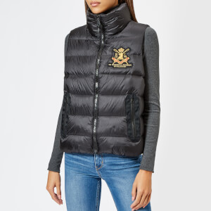 Polo Ralph Lauren Women's Down Gilet - Black