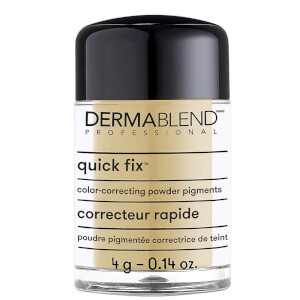 Dermablend Quick Fix Color-Correcting Powder Pigments 4g - Yellow