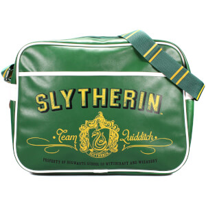 Harry Potter Retro-Tasche (Slytherin)