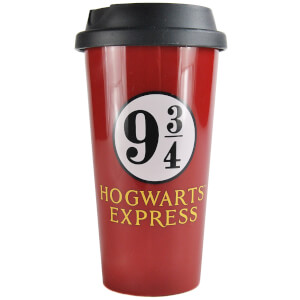 Harry Potter Travel Mug (Platform 9 3/4)