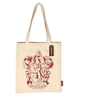 Harry Potter Shopper Bag (Gryffindor Crest One Colour)