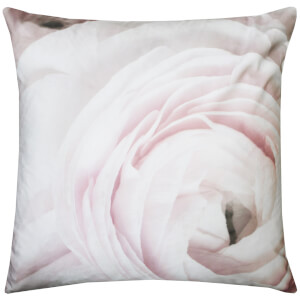 Karl Lagerfeld Rana Rose Cushion - Pink