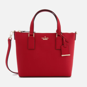 Kate Spade New York Women's Lucie Cross Body Bag - Heirloom Red