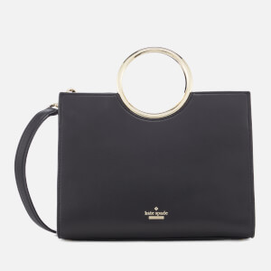 Kate Spade New York Women's Sam Satchel Bag - Black