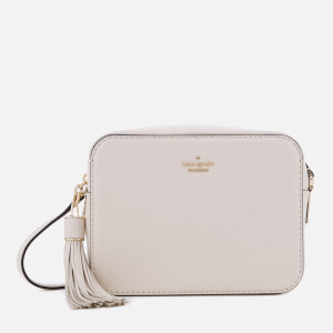Kate Spade New York Women's Arla Cross Body Bag - Bleach Bone