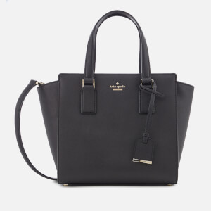 Kate Spade New York Women's Small Hayden Satchel - Black