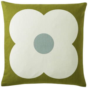Orla Kiely Giant Abacus Cushion - Apple