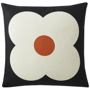 Orla Kiely Giant Abacus Cushion - Red