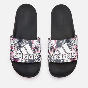 5ce51e484006 adidas Woman s Adilette Comfort Sandals - FTWR White