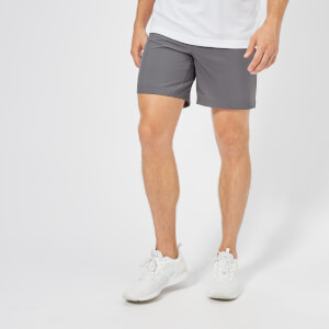 adidas Men's Response 7 Inch Shorts - Grey Five