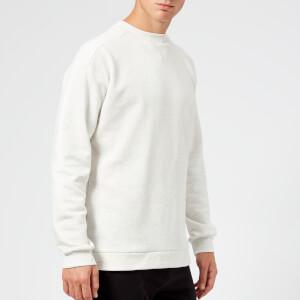 adidas Men's Crew Neck Sweatshirt - White