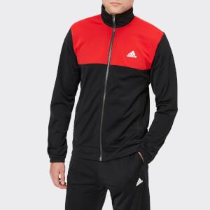 adidas Men's Back 2 Basics Tracksuit - Black