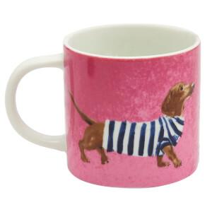 Joules Porcelain Mug - Daschund