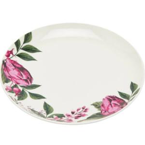 Joules Porcelain Dinner Plate - Artichoke Floral