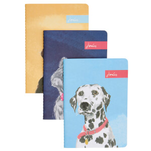 Joules Notebooks - Pawcasso (Set of 3)