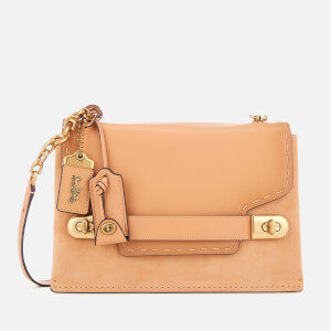 Coach Women's Swagger Chain Cross Body Bag - Apricot Sand
