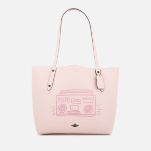 Coach Women's X Keith Haring Market Tote Bag - Ice Pink