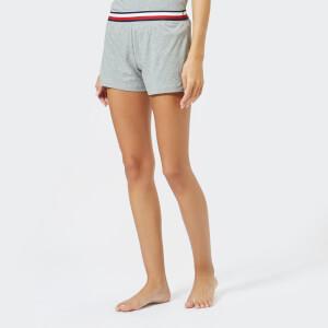Tommy Hilfiger Women's Lounge Shorts - Grey