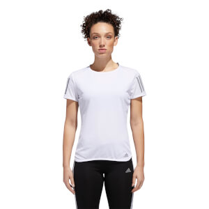 adidas Women's Response Reflective Running T-Shirt
