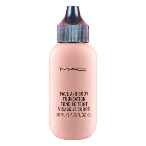 MAC Mirage Noir Studio Face and Body Foundation - Light Pearl 50ml
