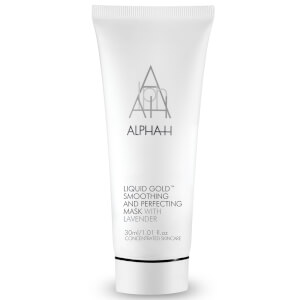 Alpha-H Liquid Gold Smoothing and Perfecting Mask 30ml (Free Gift)