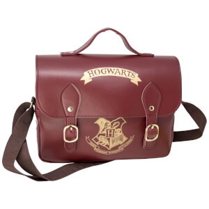Harry Potter Satchel Lunch Bag