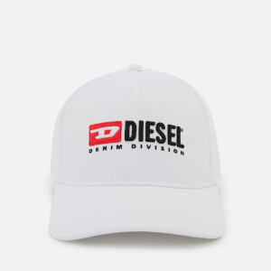 Diesel Men's Cakery Max Cap - White