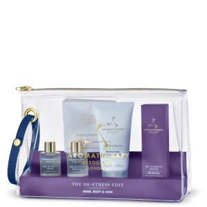 Aromatherapy Associates The De-Stress Edit (Worth $62)